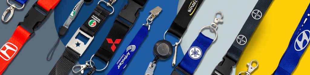 lanyards cintas portagafetes personalizadas